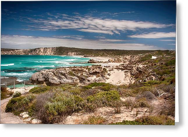 Kangaroo Island Greeting Card