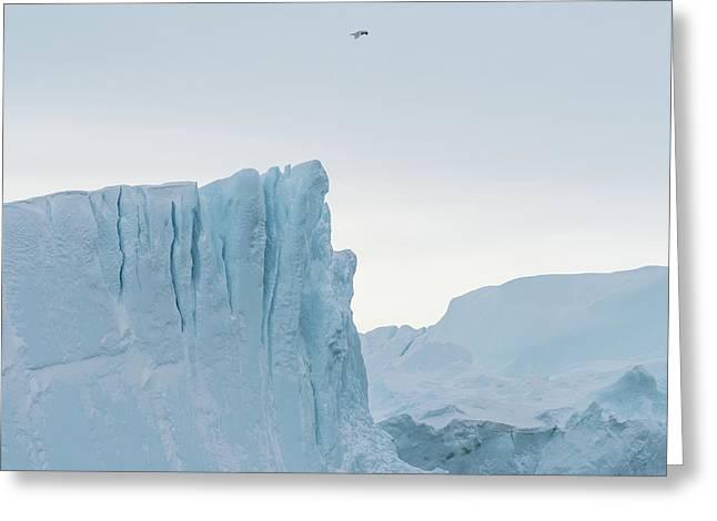 Kangia Iceberg Greeting Card