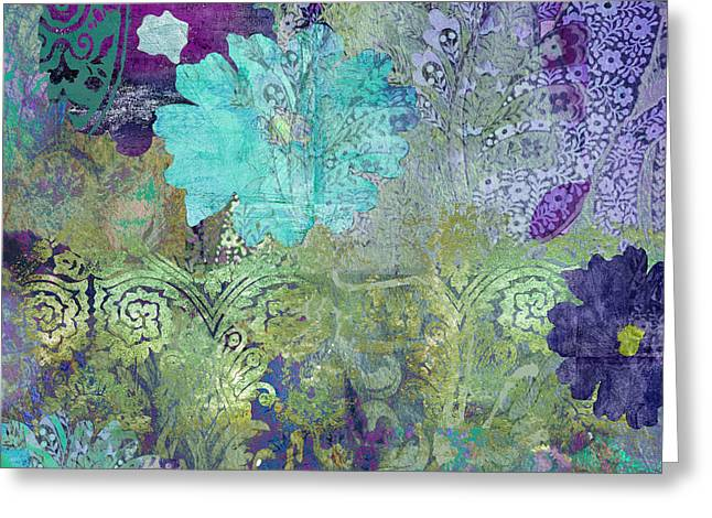 Kismet Greeting Card by Mindy Sommers