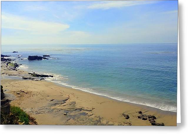 Laguna Beach California Greeting Card