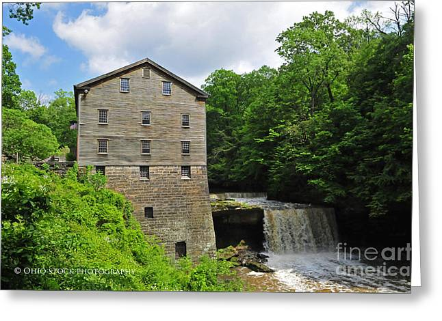 D9e-28 Lantermans Mill Photo Greeting Card