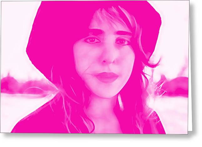 Laura Nyro Collection Greeting Card