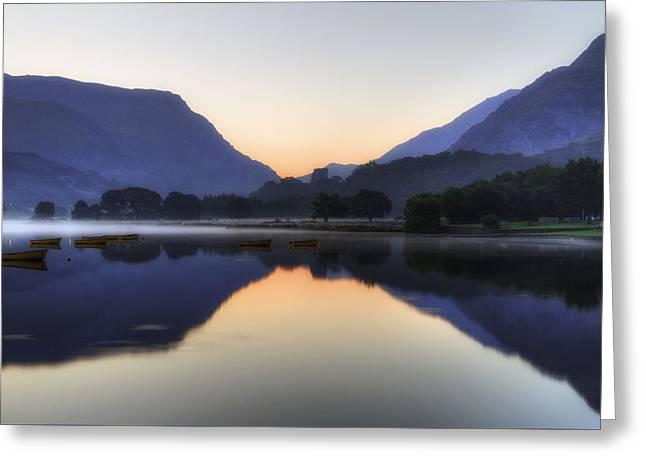 Llanberis - Wales Greeting Card