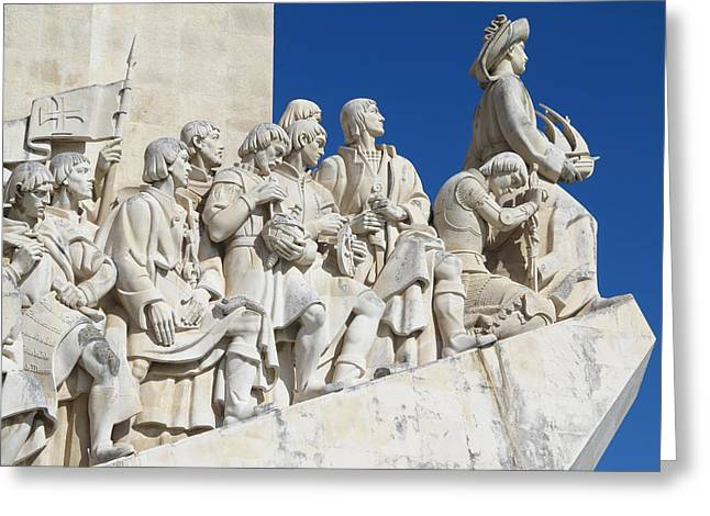 Low Angle View Of A Monument, Monument Greeting Card by Panoramic Images