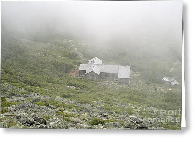 Madison Spring Hut - White Mountains New Hampshire  Greeting Card