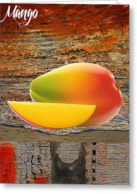 Mango Collection Greeting Card