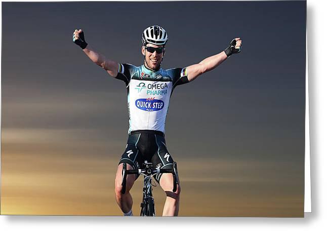Mark Cavendish 2 Greeting Card