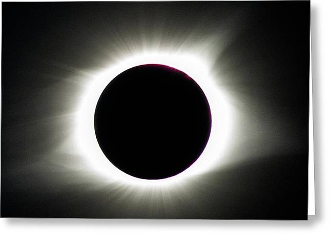 Maximum Totality Greeting Card