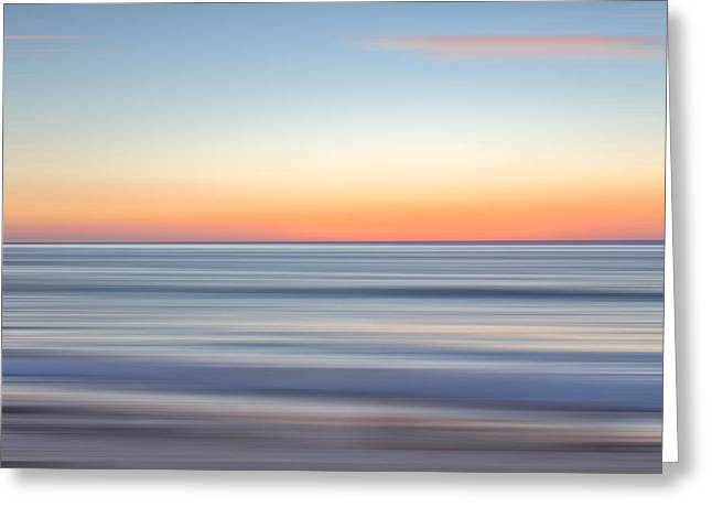 M'ocean 15 Greeting Card by Peter Tellone