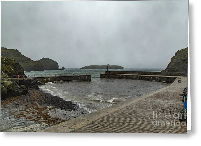 Mullion Cove Greeting Card