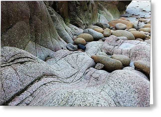Nanven Rocks Greeting Card