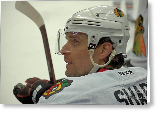 Patrick Sharp Greeting Card