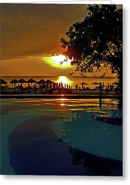 Phu Quoc. Vietnam. Greeting Card by Andy Za