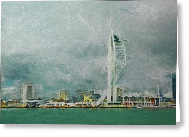 Portsmouth Greeting Card
