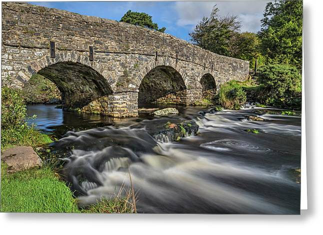 Postbridge - Dartmoor Greeting Card