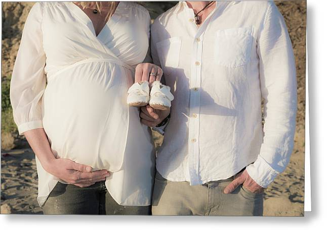Powell Maternity Greeting Card