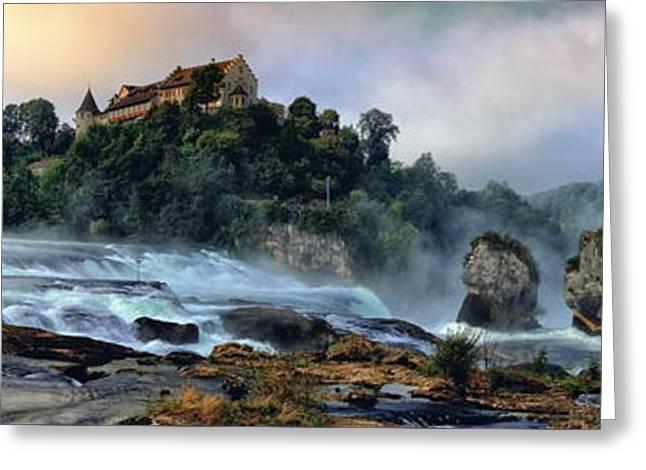 Rhinefalls, Switzerland Greeting Card
