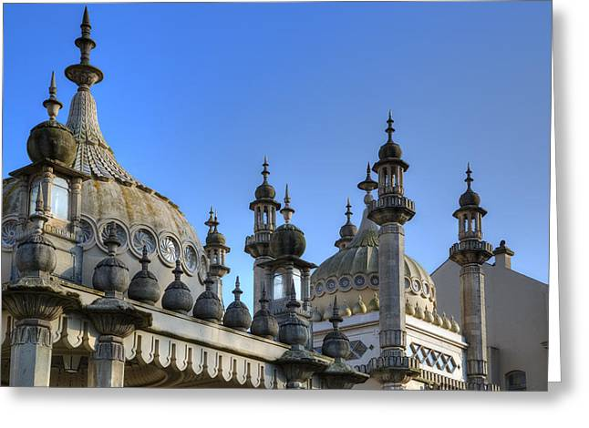 Royal Pavilion Brighton Greeting Card