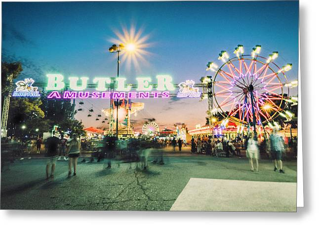 Sacramento State Fair- Greeting Card