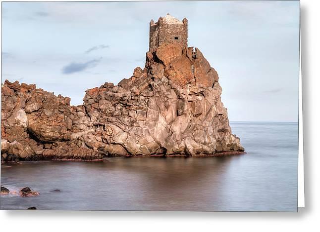 Santa Tecla - Sicily Greeting Card