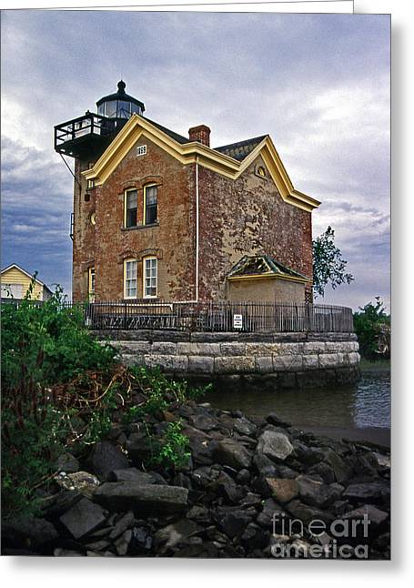 Saugerties Lighthouse Ny Greeting Card