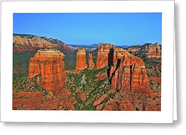 Sedona # 44 Greeting Card