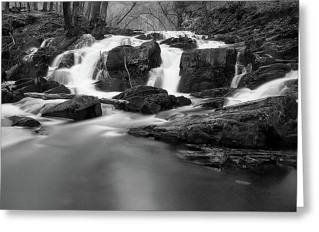 Selkefall, Harz Greeting Card