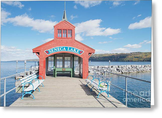 Seneca Lake Greeting Card