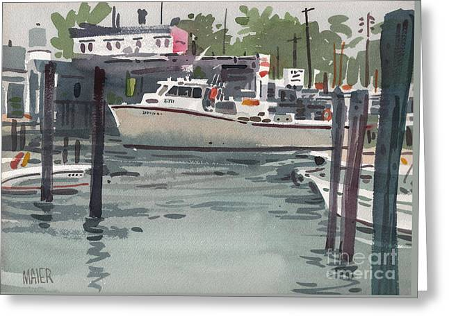 Shark River Inlet Greeting Card