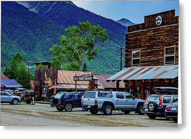 Silverton - Colorado Greeting Card