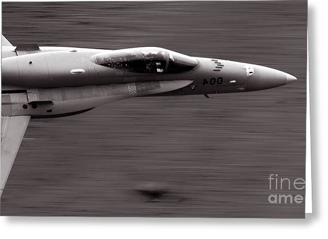 Speed Of Sound Greeting Card