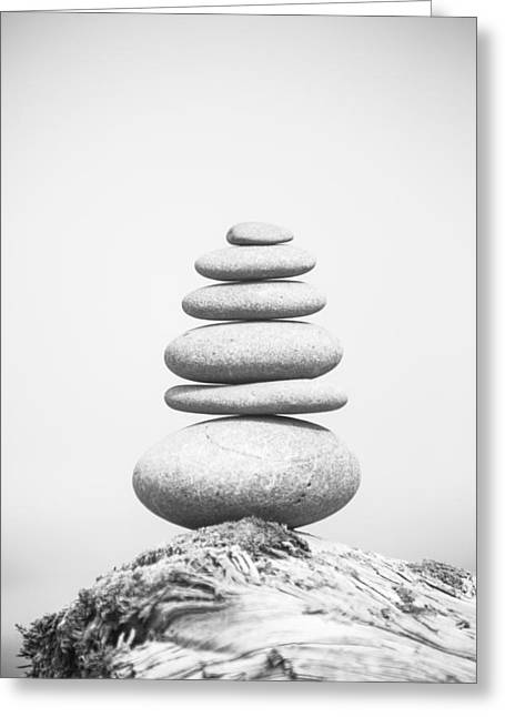 Stones 2 Greeting Card by Ralf Kaiser