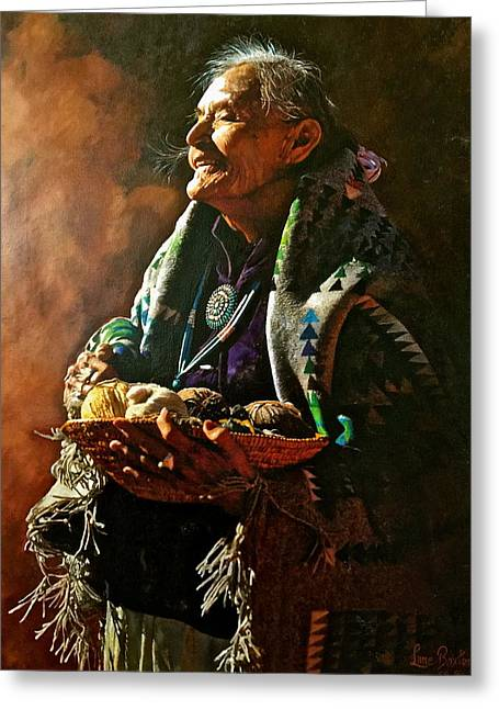 Suzie Yazzie Greeting Card