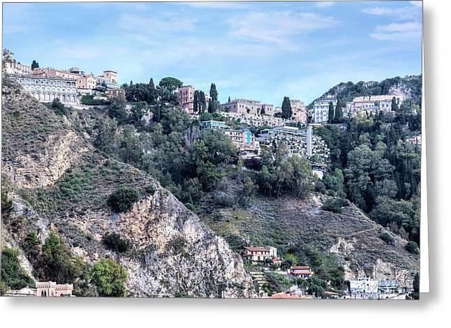 Taormina - Sicily Greeting Card