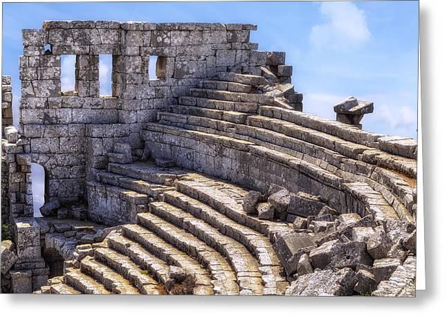 Termessos - Antalya Greeting Card by Joana Kruse