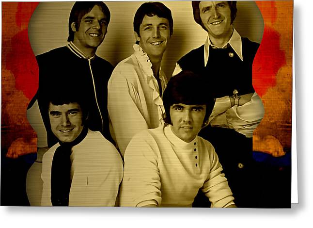 The Dave Clark Five Collection Greeting Card