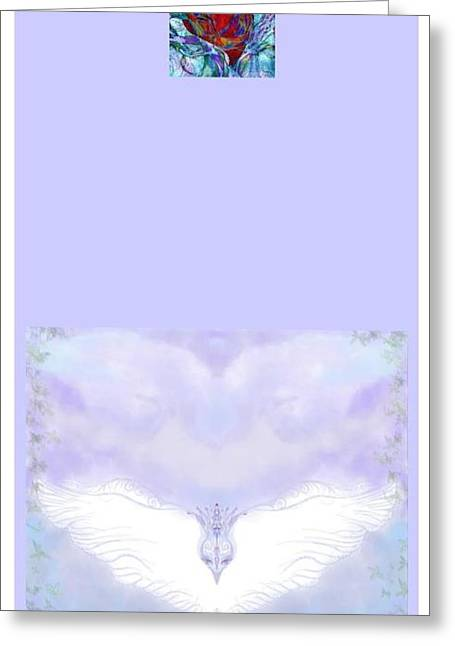 The Dove Blessing Greeting Card
