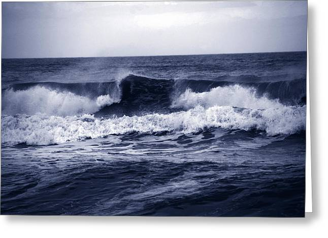 The Song Of The Ocean Greeting Card