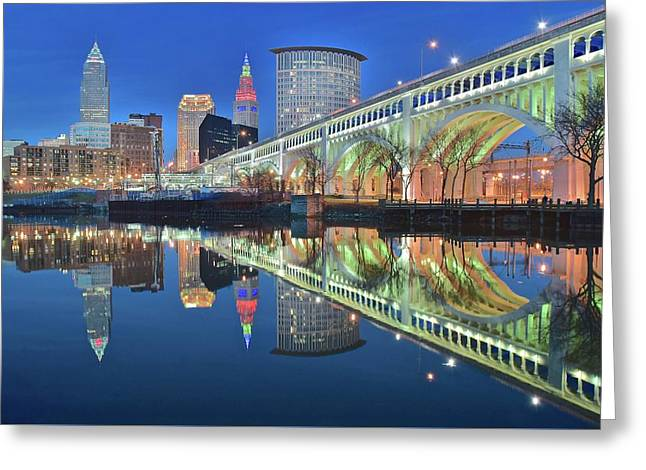 This Is Cleveland Greeting Card