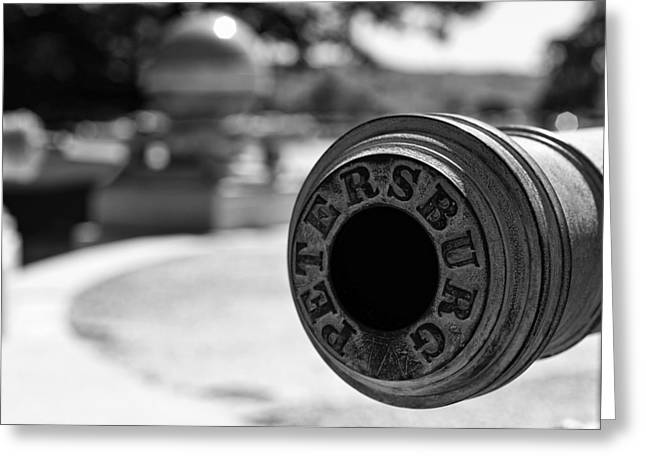 West Point Greeting Cards - Trophy Point Cannon  Greeting Card by Dan McManus