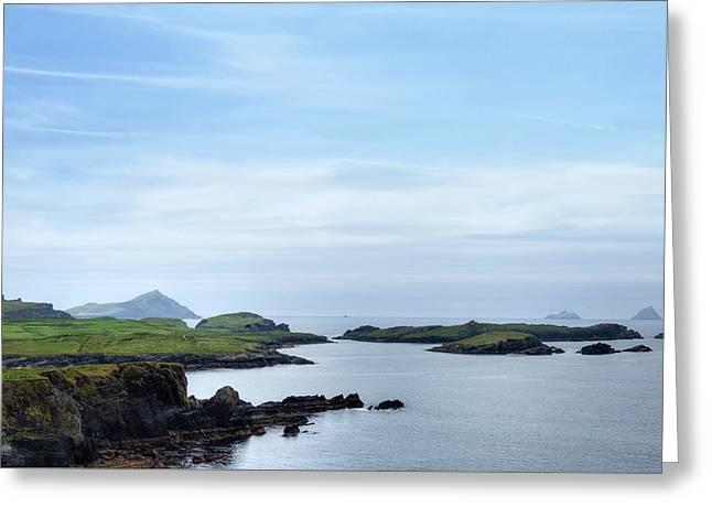 Valentia Island - Ireland Greeting Card by Joana Kruse