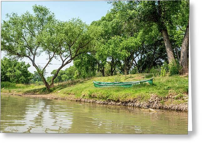 Verde River, Arizona Greeting Card