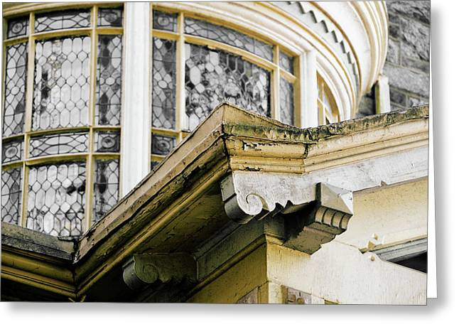 Vintage Architecture Greeting Card by JAMART Photography