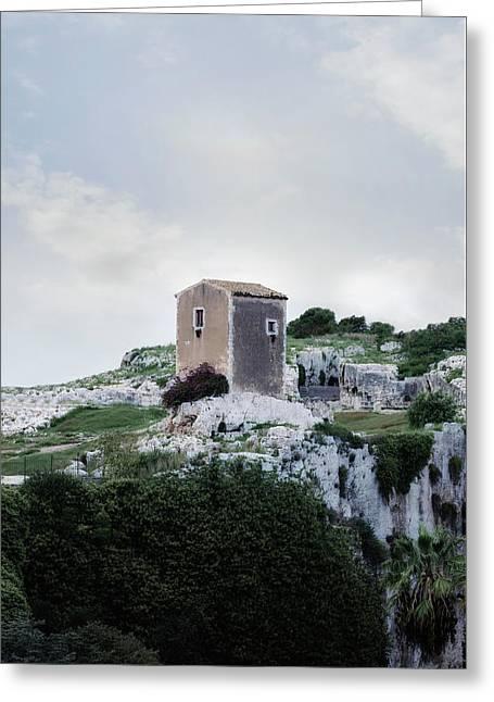 Watchtower Greeting Card