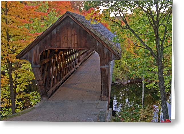 Welcoming Autumn Greeting Card