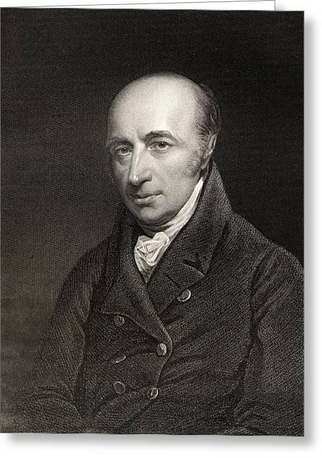 William Hyde Wollaston, 1766-1828 Greeting Card