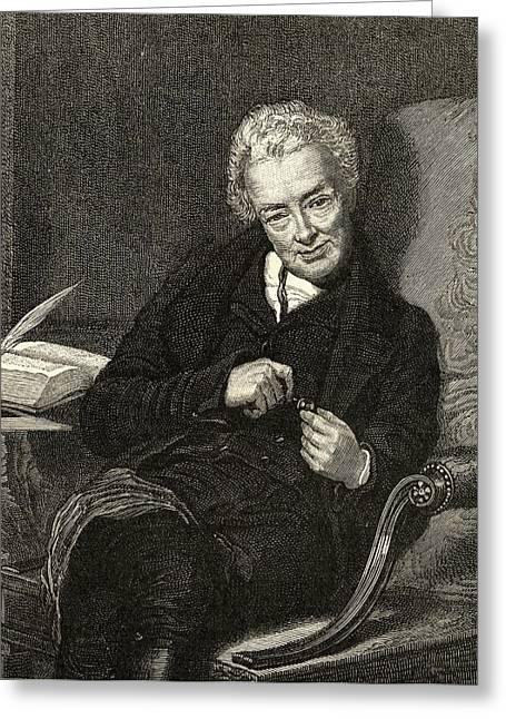 William Wilberforce, 1759-1833. British Greeting Card