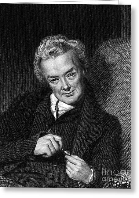 William Wilberforce, British Politician Greeting Card