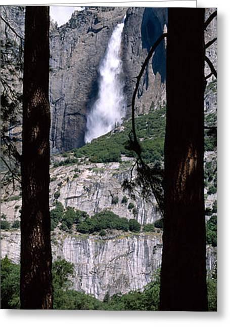 Yosemite Falls Yosemite National Park Greeting Card