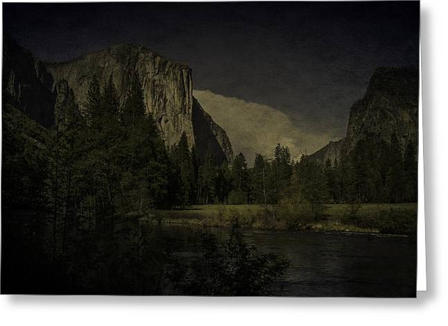 Greeting Card featuring the photograph Yosemite National Park by Ryan Photography